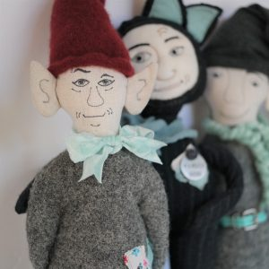 cloth characters by ballyhoo