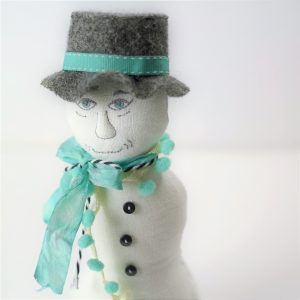 ballyhoo creations wise snowman