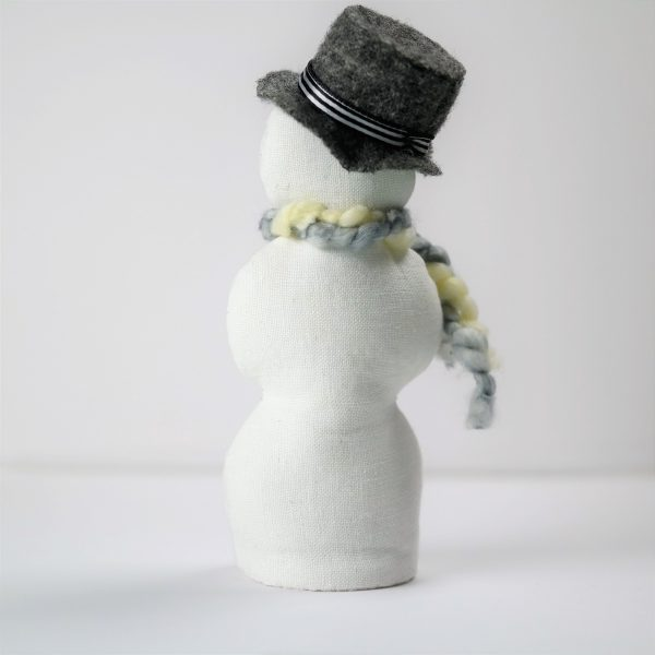blissful snowman