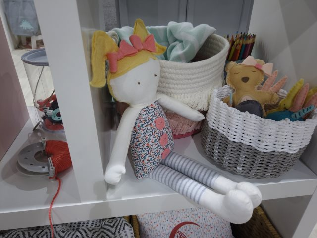 dolls and stuffies