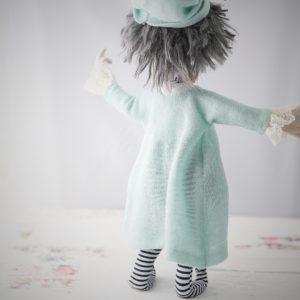 ballyhoo elf made by Luci Ayyat of Oklahoma City