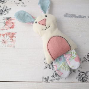 sizzix softie made with cat/bear/bunny bigz die