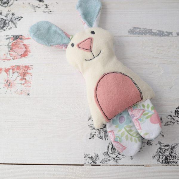He's a boo-boo bunny