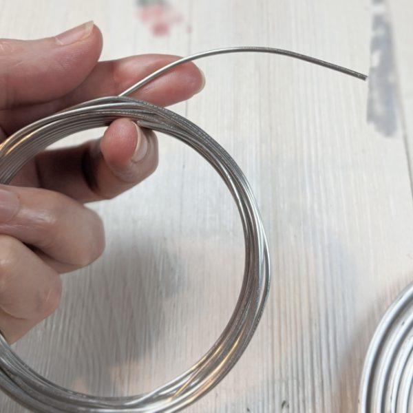 thin armature wire