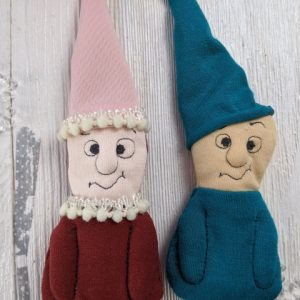 freaky elf ornament
