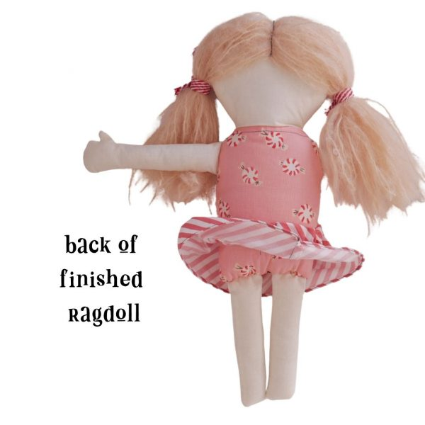 back of ragdoll